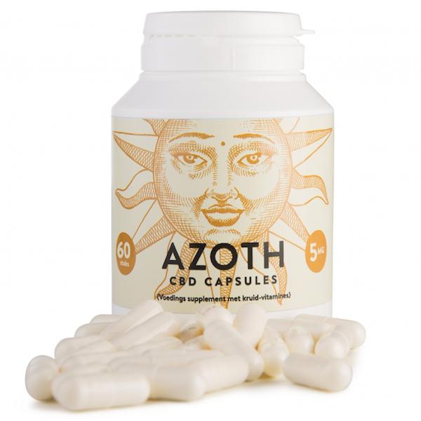 Azoth CBD-capsules