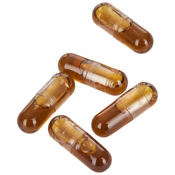 Medihemp CBD-capsules Raw (Full Spectrum)