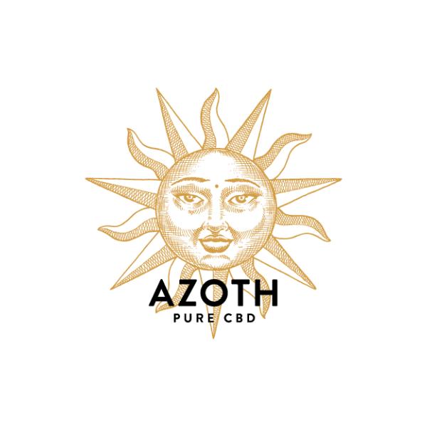 Azoth CBD Logo