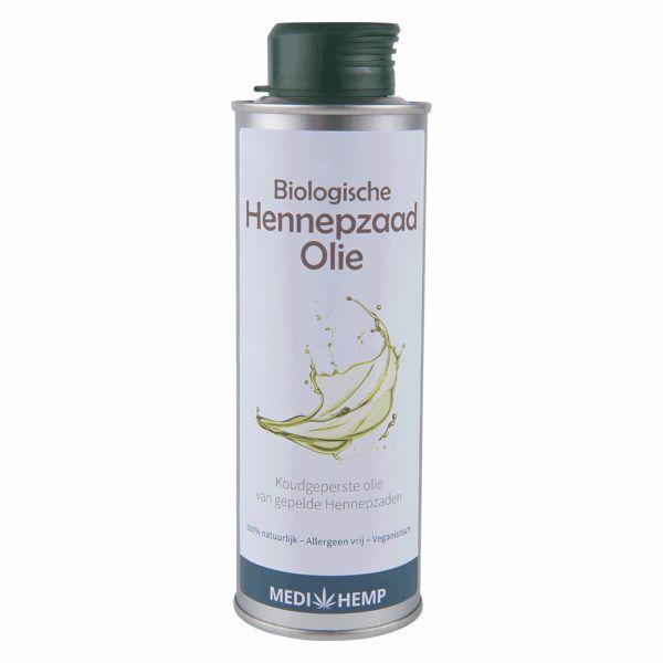 MediHemp Hennepzaadolie (250ml)