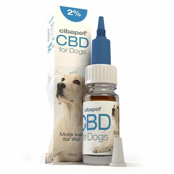 Cibapet CBD-olie Honden 2% (10ml)