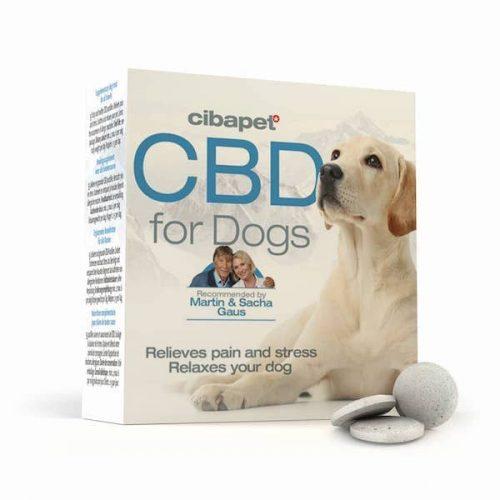 Cibapet CBD-pastilles Honden