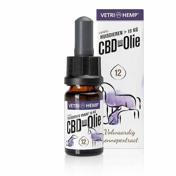 VetriHemp CBD-olie Paarden